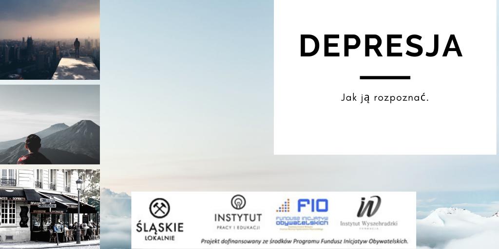 Depresja – jak ją rozpoznać.